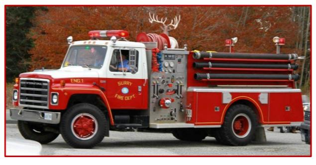 Surry Firetruck